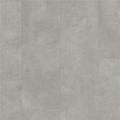 Замковая виниловая плитка Quick-Step Ambient Click Бетон тёплый серый