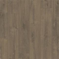 Замковая виниловая плитка Quick-Step Balance Click Дуб бархатный коричневый