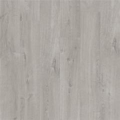 Замковая виниловая плитка Quick-Step Alpha Vinyl Medium Planks Дуб хлопковый светло-серый