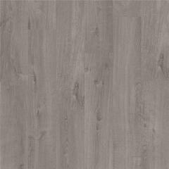 Замковая виниловая плитка Quick-Step Alpha Vinyl Medium Planks Дуб хлопковый темно-серый