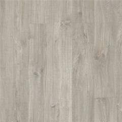 Замковая виниловая плитка Quick-Step Alpha Vinyl Small Planks Дуб каньон серый пилёный