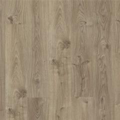 Виниловая плитка Quick-Step BALANCE GLUE PLUS Дуб коттедж серо-коричневый