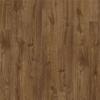 Замковая виниловая плитка Quick-Step PULSE CLICK Дуб осенний коричневый
