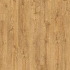 Замковая виниловая плитка Quick-Step PULSE CLICK Дуб осенний медовый