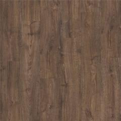 Замковая виниловая плитка Quick-Step Alpha Vinyl Medium Planks Дуб осенний шоколадный