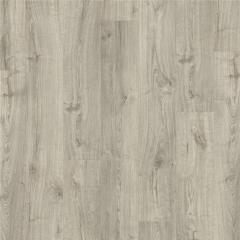 Замковая виниловая плитка Quick-Step PULSE CLICK Дуб осенний теплый серый