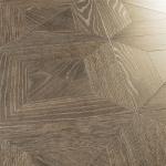 Ламинат Quick-Step IMPRESSIVE PATTERNS Дуб палаццо коричневый