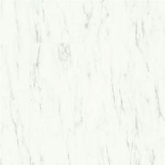Замковая виниловая плитка Quick-Step Ambient Click Мрамор каррарский белый